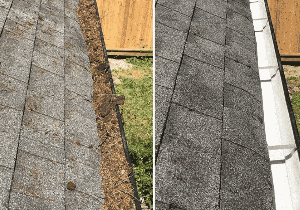 Gutter Cleaning Raleigh NC - Wild Shine LLC