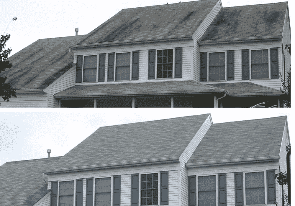 Roof Pressure Washing Raleigh NC - Wild Shine LLC
